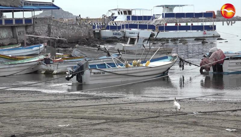 Pescadores de Playa Sur piden seguir trabajando en esa zona