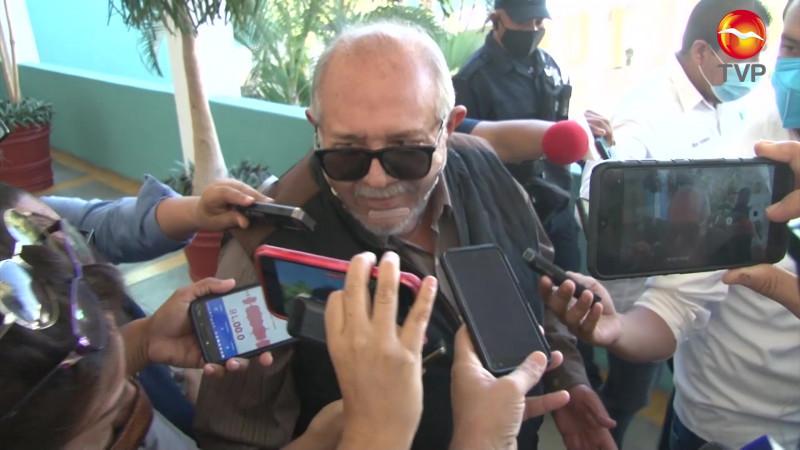 Químico Benítez, le 'lee la cartilla' a sus funcionarios rumbo a los próximos comicios