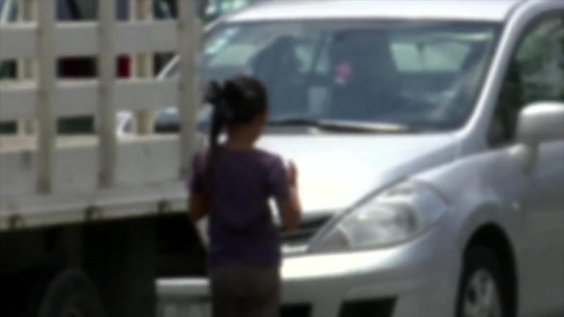 Persiste la mendicidad de menores en Mazatlán