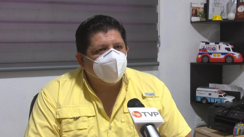 Alerta municipio de Ahome por desabasto de Oxígeno: PC