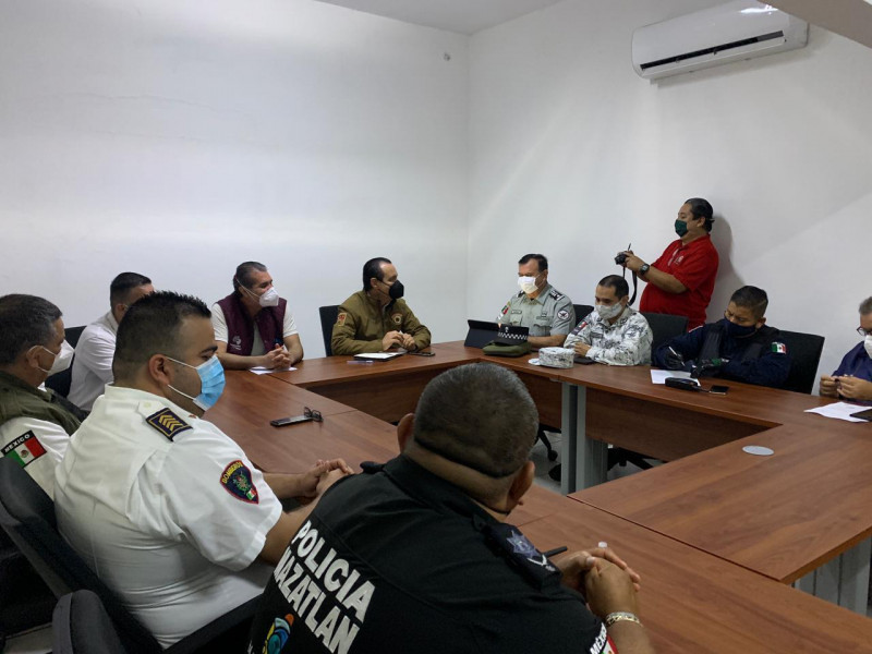 PC y salud acuerdan operativo para la Serie del Caribe en Mazatlán