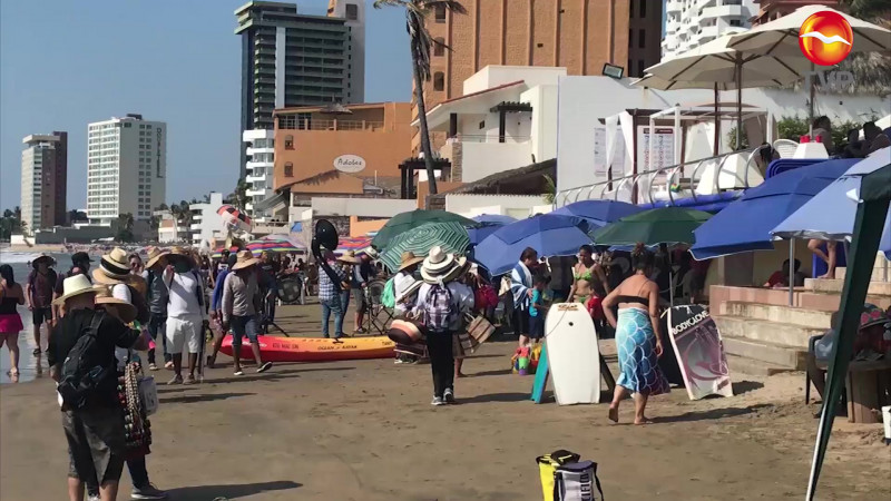 Podrían cerrar amenidades en Mazatlán, si continúan contagios a la alza