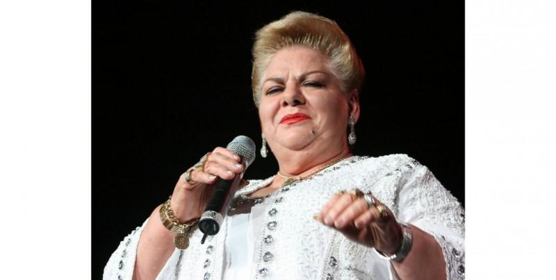 Movimiento Ciudadano invita formalmente a Paquita la del Barrio a ser su candidata a diputada