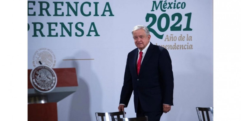 Andrés Manuel López Obrador da positivo a Covid-19