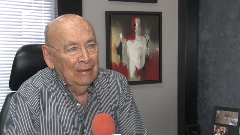 Cámaras lamentan deceso del empresario Don Regino Angulo Sánchez