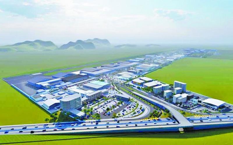 Parque Aeroespacial podría entran en operaciones a  finales de año