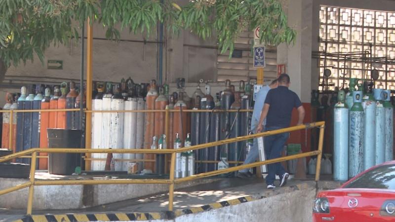 Alerta PROFECO  de fraudes en tanques de oxígeno medicinal