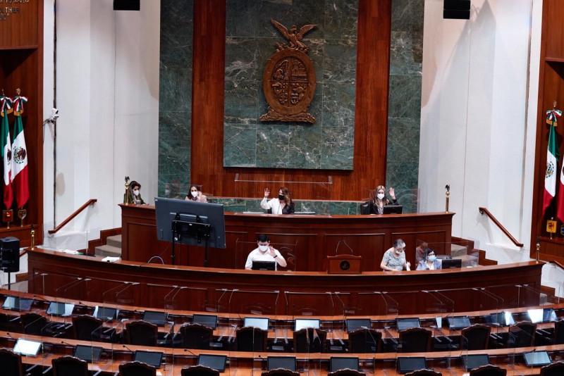 Congreso presenta al pleno 2 ternas de mujeres para ocupar la vacante de Magistrado