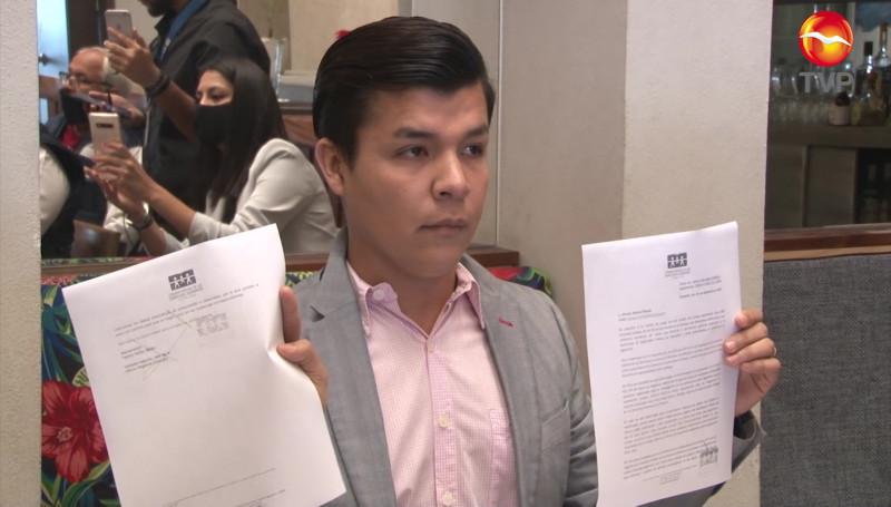 Ex funcionario municipal denuncia ante la CEDH, despido arbitrario
