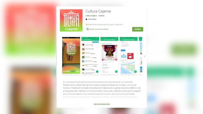 Presentan nueva plataforma de cultura