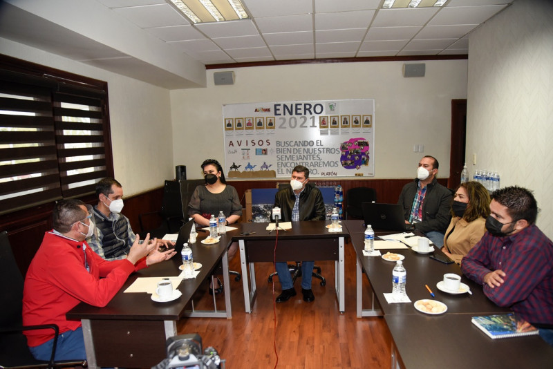 Imparten autoridades municipales taller de Capacitación en Materia de Cobranza