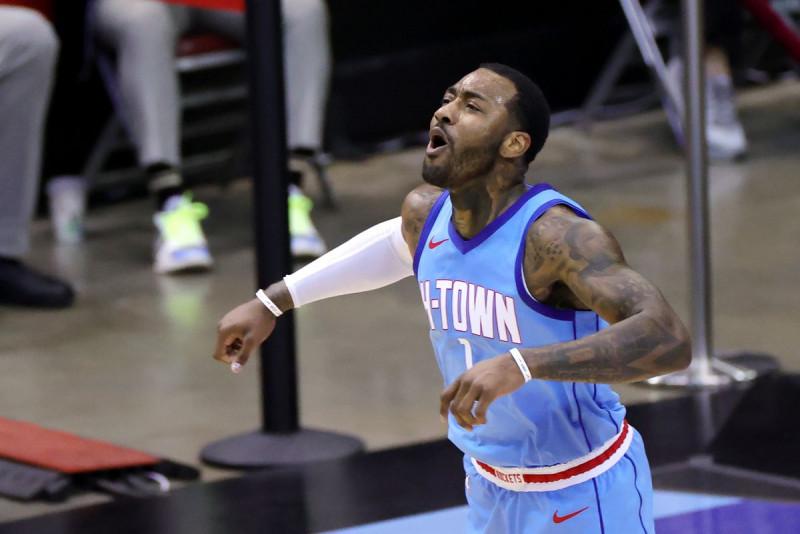 Los Rockets ganan de la mano de John Wall