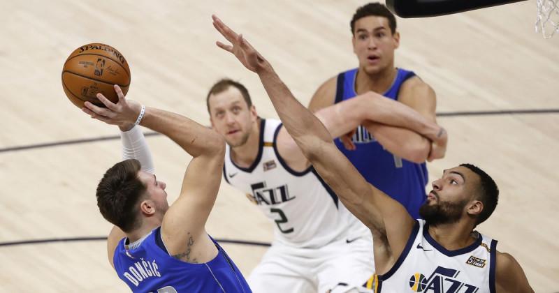 El Jazz con su mejor marca de la NBA