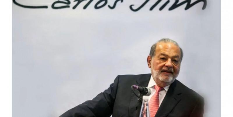 Carlos Slim cumple 81 años estando internado en un hospital público por Covid-19