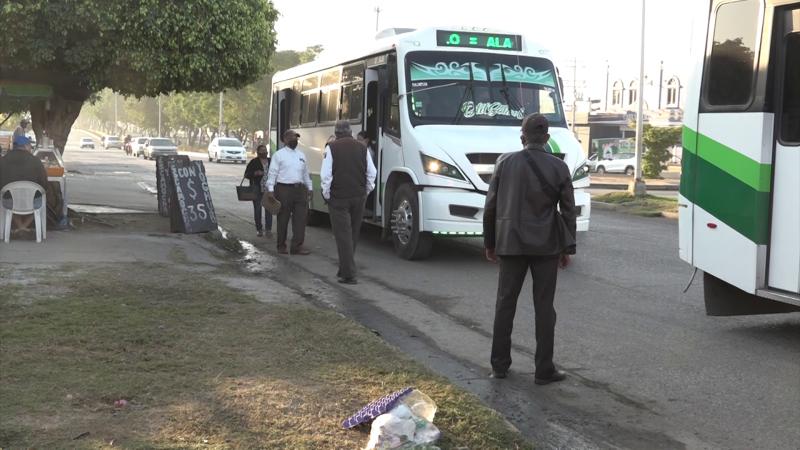 97 actas a transporte publico por no respetar medidas anti COVID