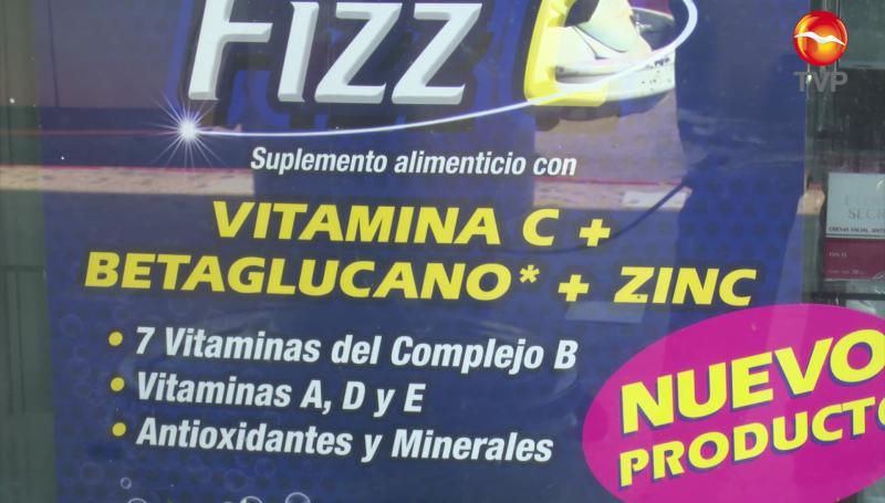 Se dispara venta de vitamina C en Mazatlán