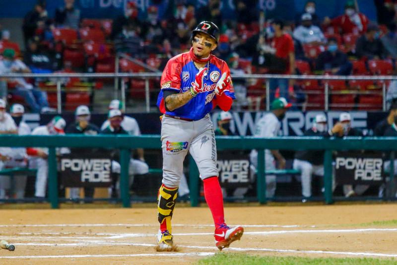 México cae ante Rep. Dominicana en el juego 2 de la Serie del Caribe 2021