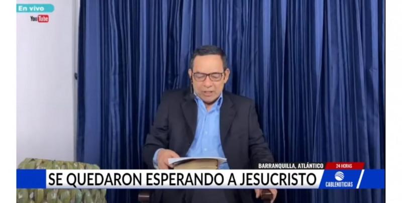 """Creyentes de iglesia colombiana vendieron todo por la """"venida del señor"""" y el pastor escapó con todo el dinero"""