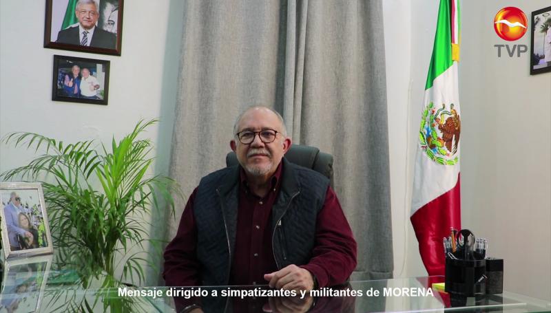 """Continúa """"El Químico"""" con sus aspiraciones políticas"""
