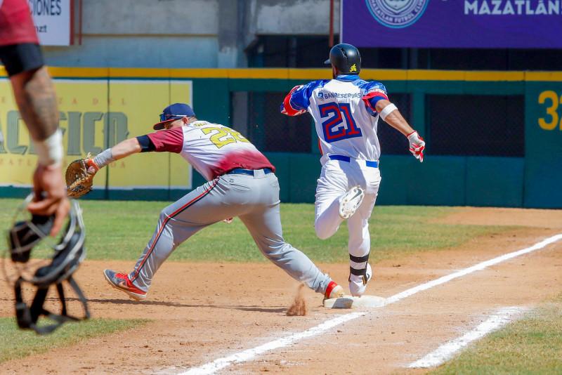 Rep. Dominicana derrota a Venezuela por 2 carreras a 0
