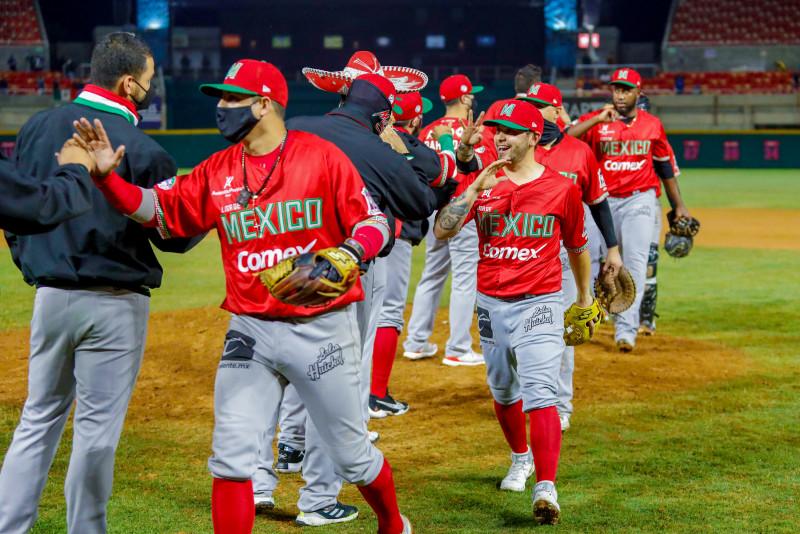 México derrota a Federales de Panamá por 6 carreras a 3