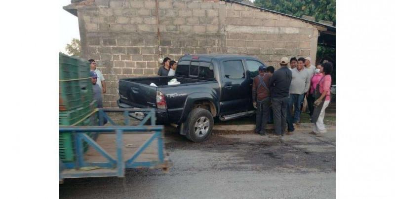 Asesinan a balazos a presidente de municipio de Oaxaca