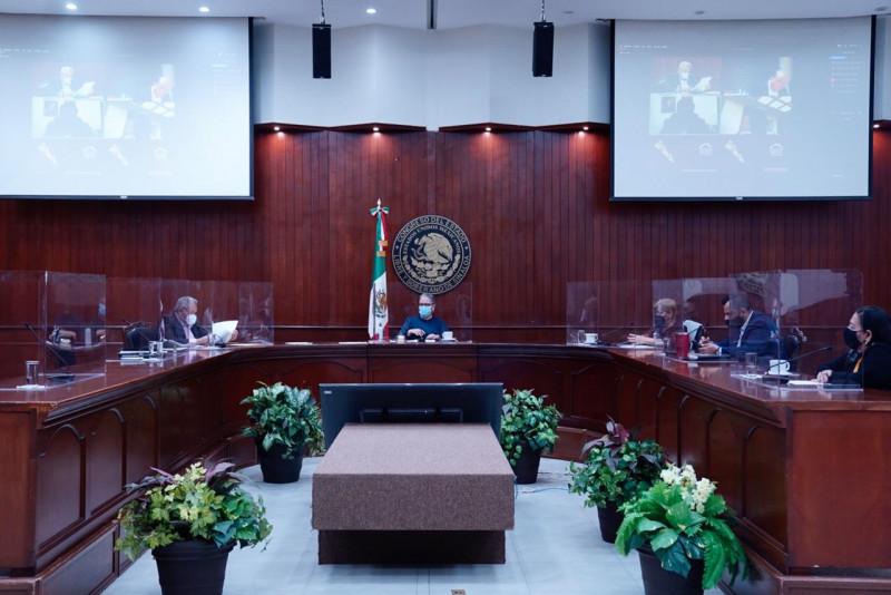 La JUCOPO condena actos de violencia del 28 de enero en el Congreso