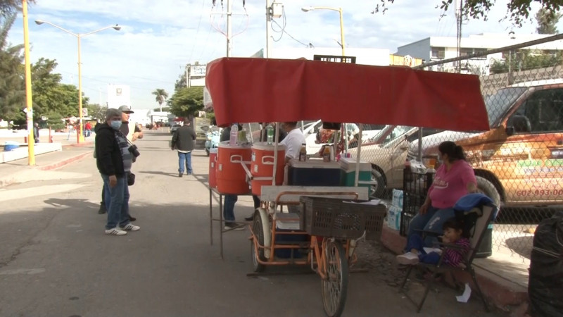 A presentar denuncia ante las autoridades, pide IMSS a comerciante