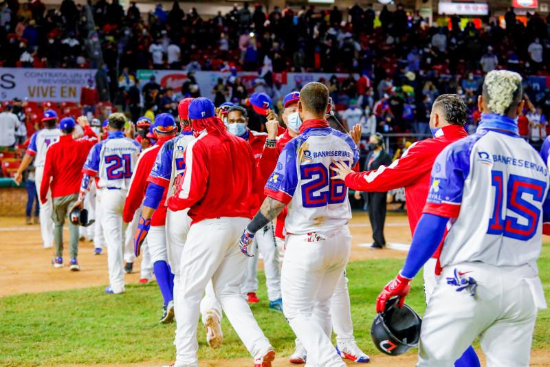 Rep. Dominicana llega a 5 victorias al derrotar a Panamá en Serie del Caribe 2021