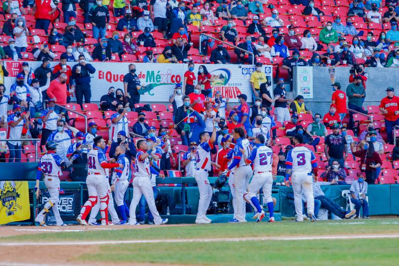 Rep. Dominicana se coloca en la Gran Final de la Serie del Caribe