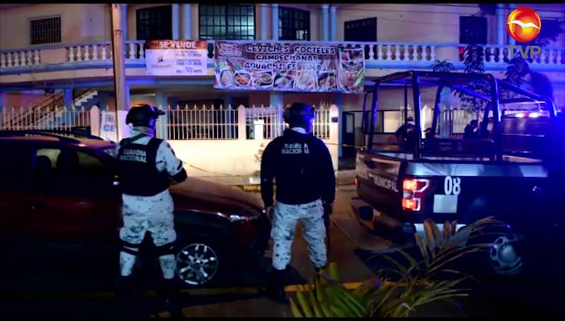 Operativo sorpresa por la Guardia Nacional en contra de la piratería en la Serie del Caribe