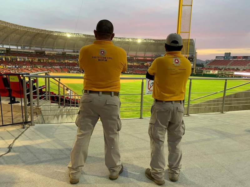 Reporta PC saldo blanco en Serie del Caribe Mazatlán