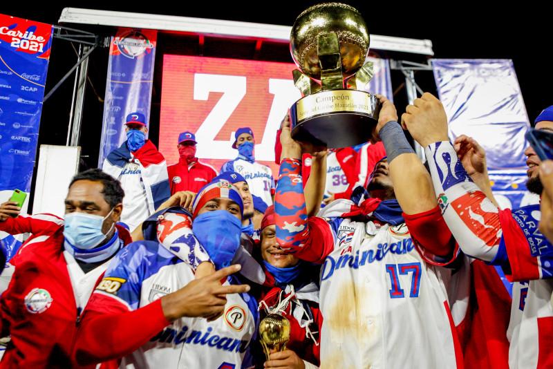Las Águilas de Rep. Dominicana se proclaman campeones de Serie del Caribe 2021