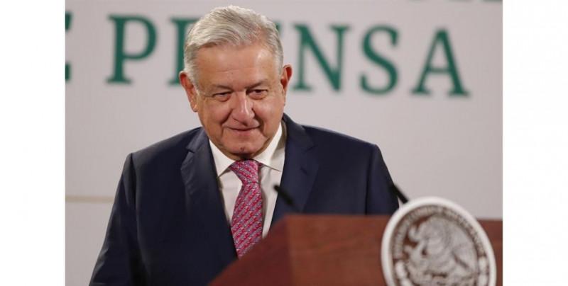 López Obrador reaparece en público después de haberse ausentado por Covid-19 dos semanas