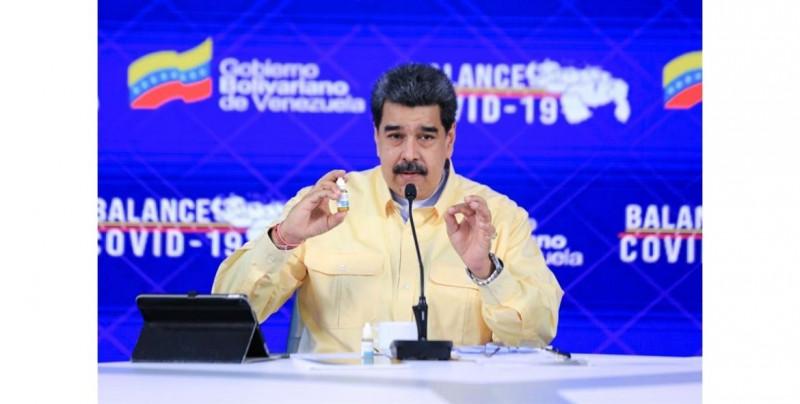 """Esto se sabe de las gotas """"milagrosas"""" que el presidente de Venezuela asegura que cura el Covid-19"""