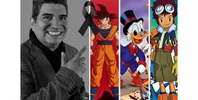 """Muere Ricardo Silva por Covid-19, el intérprete del intro de """"Dragon Ball"""" y muchos más animes"""