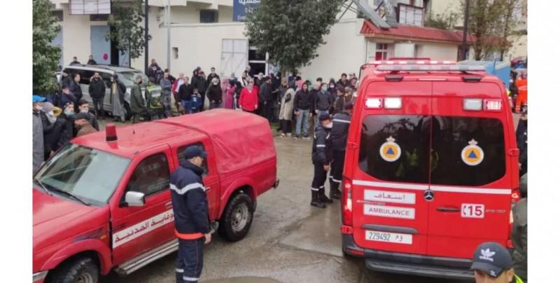 Mueren 24 de 40 trabajadores en una fábrica textil por corto circuito tras filtración de lluvias