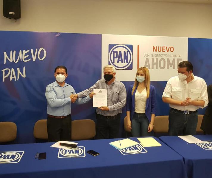 """En el PAN ya están definidas las candidaturas de la coalición """"Va por Sinaloa """""""