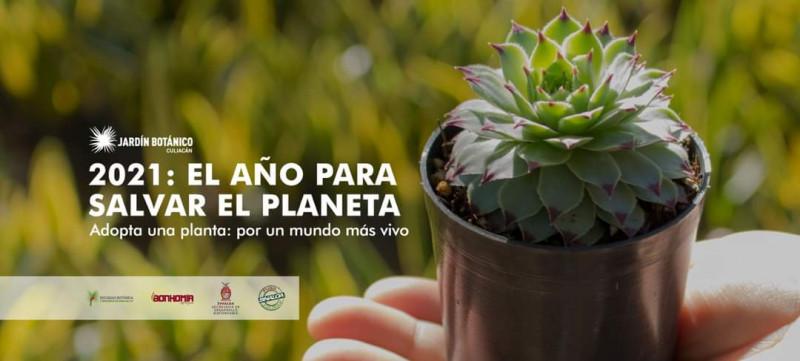 """Lanzan la campaña """"2021: El año para salvar el planeta"""