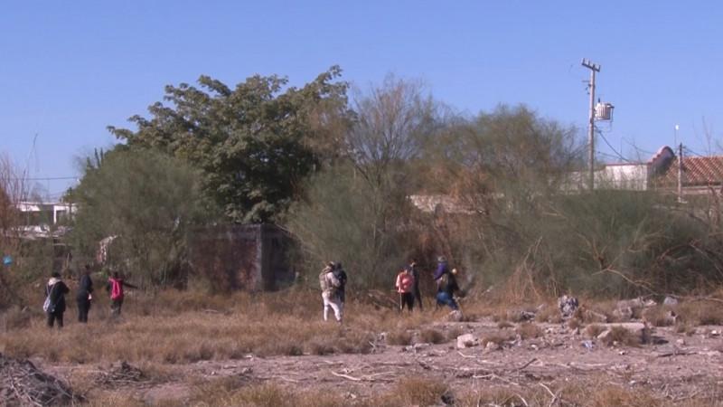 De baldíos de basura a panteones clandestinos en Ciudad Obregón