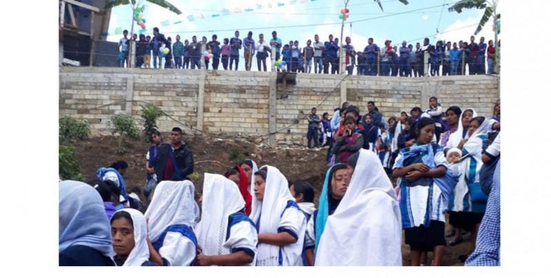 Comunidad de 40 mil personas en Chiapas es la primera en negarse completamente a la vacuna de Covid-19