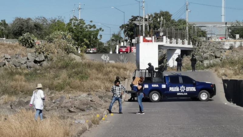 Encuentran el cuerpo de una persona en la presa derivadora del río Culiacán