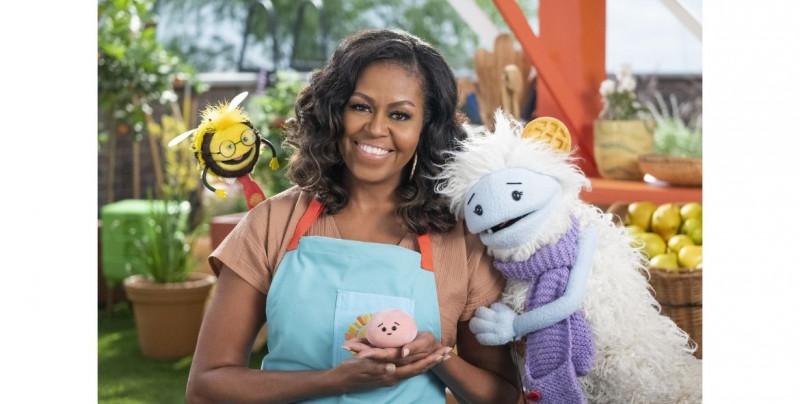 """Te decimos cuando llegará """"Waffles y Mochi"""" con Michelle Obama a Netflix"""