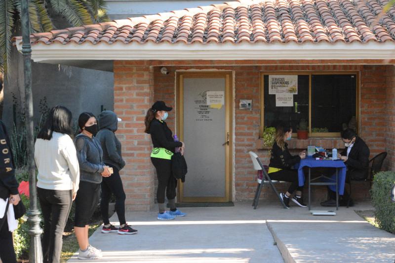 Se retoman las consultas nutricionales en el Parque Sinaloa