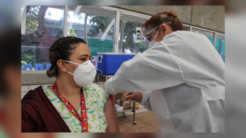 Programa de vacunación avanza de acuerdo a lo planeado: Alvídrez Labrado