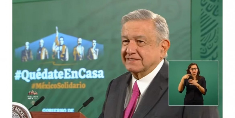 """López Obrador rechaza regular redes sociales pero pide terminar la """"censura"""""""