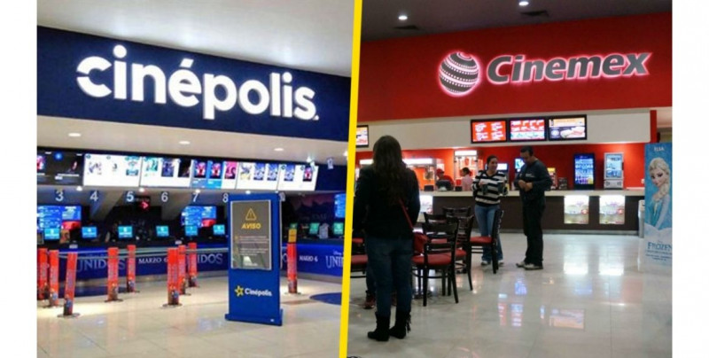 Actualmente el 55% de los cines en México están cerrados y hay rumores de cierres definitivos: Canacine