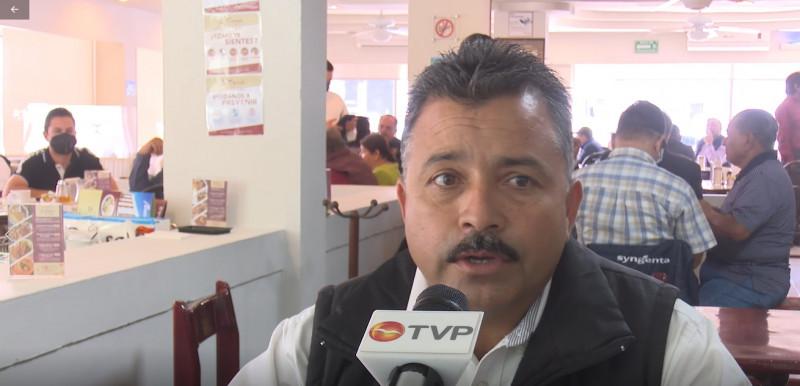 Se Registra como Precandidato por Morena Rodrigo Trinidad Sánchez