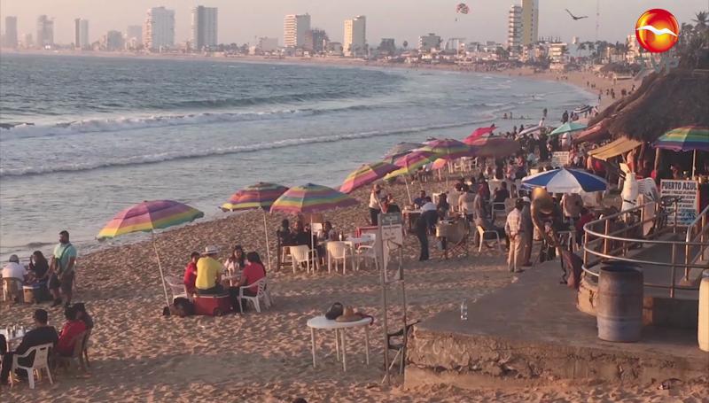 Van lentas las reservaciones para Semana Santa en Mazatlán