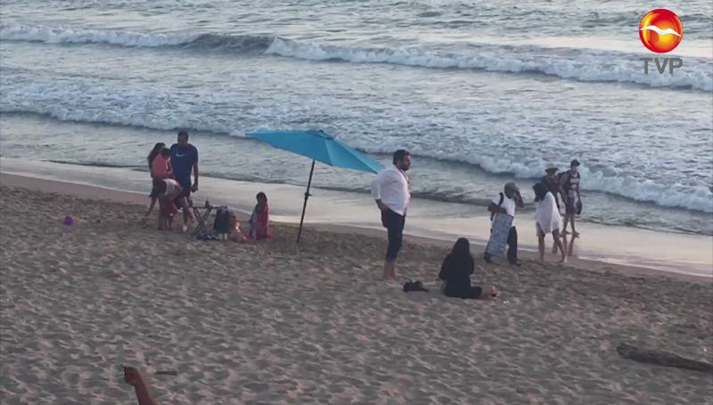 Regresarán los semáforos de playa en Mazatlán
